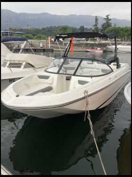 Louer Bateau à moteur avec ou sans skipper Bayliner à Aix-les-Bains