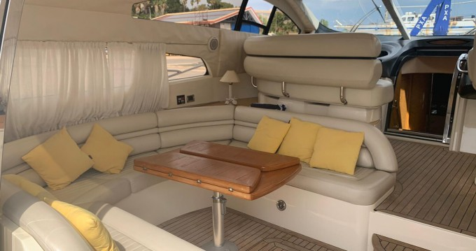 Location Yacht à Augusta - Sunseeker Predator 75