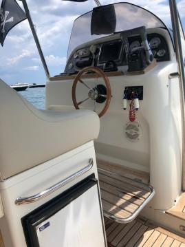 Location bateau led GS 33 à Porto Ercole sur Samboat