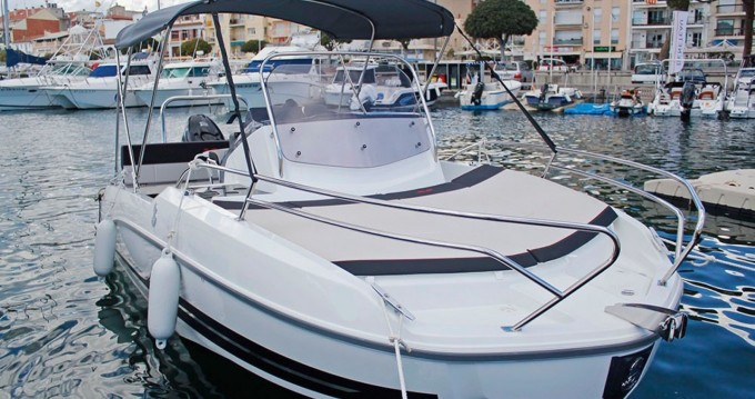 Location bateau Bénéteau Flyer 5.5 SUNdeck à Blanes sur Samboat