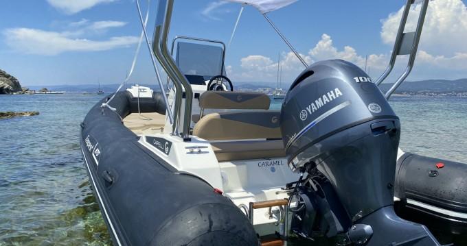 Location bateau Capelli Capelli 570 à Six-Fours-les-Plages sur Samboat