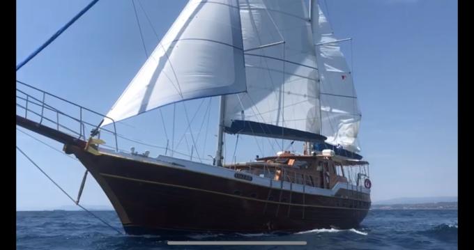 Location yacht à Sitges - Gulet Turkish sur SamBoat