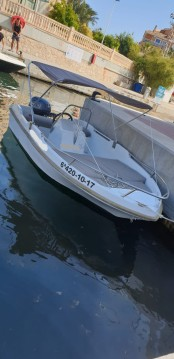 Location Bateau à moteur à Javea - Remus Remus 450 open