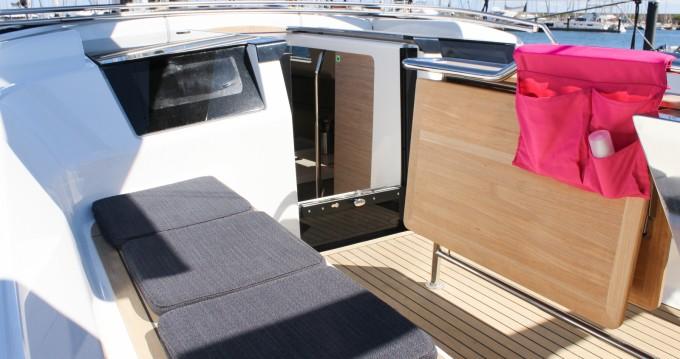 Location bateau Hanse Hanse 388 à Valencia sur Samboat