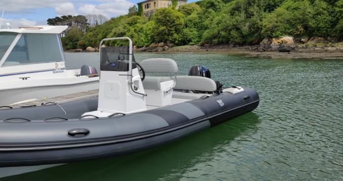 Location yacht à Locmiquélic - Tiger 5.50 PROLINE sur SamBoat