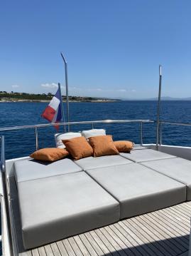 Location Yacht à Cannes - Maiora 23