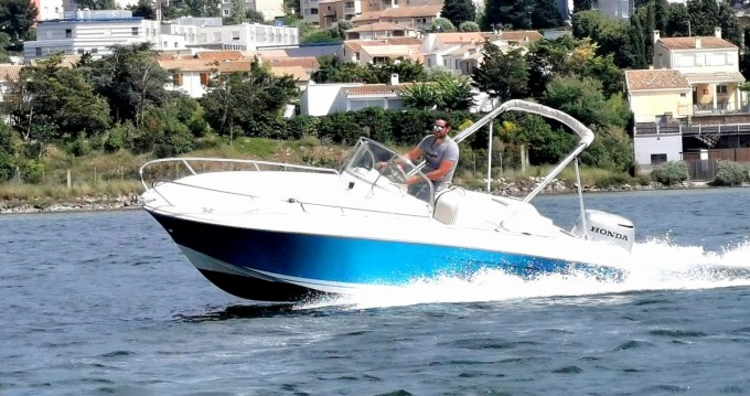 Location yacht à Sète - Jeanneau Cap Camarat 625 sur SamBoat