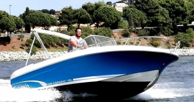 Location bateau Sète pas cher Cap Camarat 625