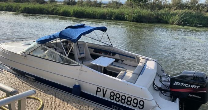 Louer Bateau à moteur avec ou sans skipper Four Winns à Palavas-les-Flots