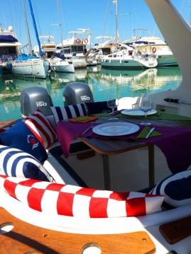 Location bateau Porto Rotondo pas cher LOMAC IN