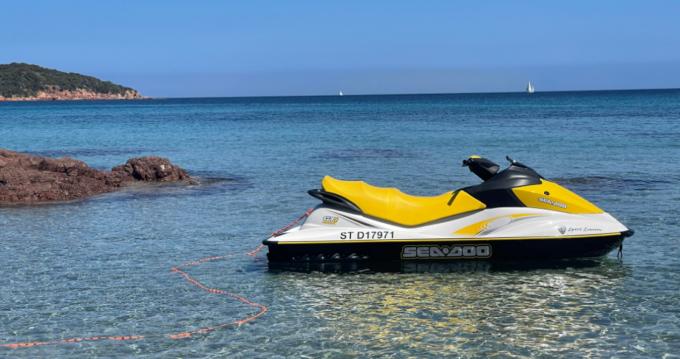 Louez un Bombardier SEA DOO GTI 4 TEC PRO à Bonifacio