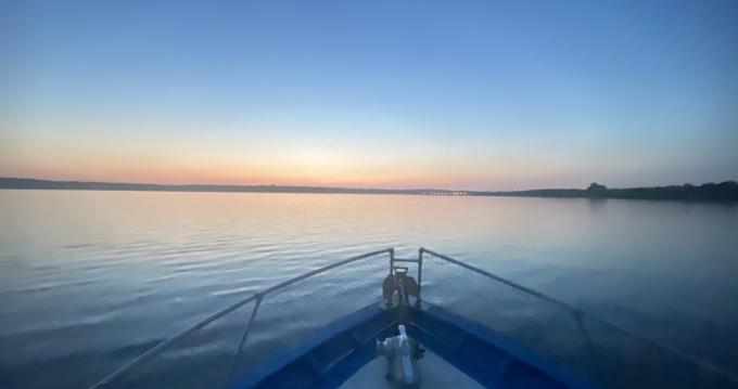 Louer Bateau à moteur avec ou sans skipper praderes à Biscarrosse