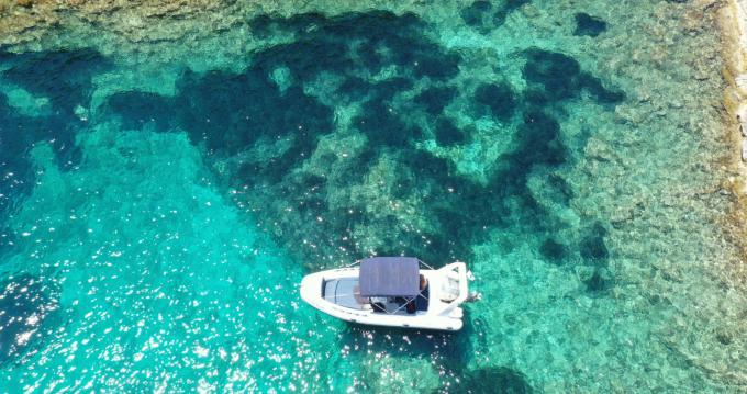 Location bateau Flexboat sr620lx à Bonifacio sur Samboat