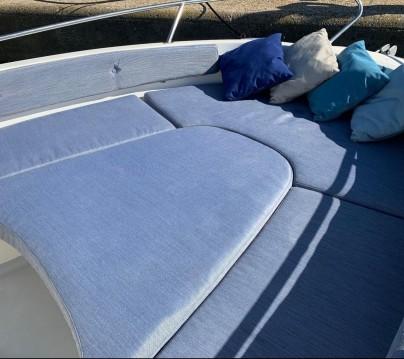 Location bateau Propriano pas cher Cap Camarat 625