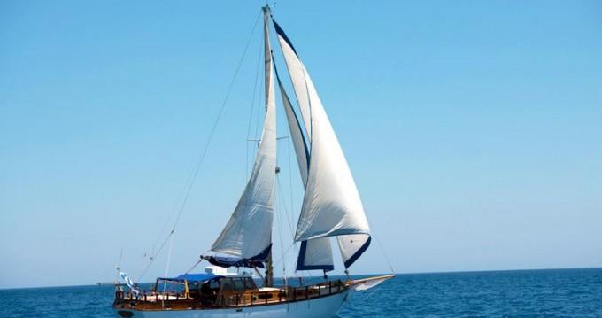 Location yacht à Agios Nikolaos - Custom Made Custom made cutter sur SamBoat