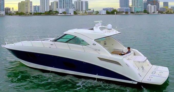 Location yacht à South Miami Beach - Sea Ray Sea Ray 540 Sundancer sur SamBoat
