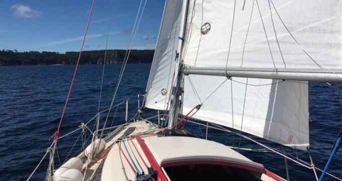 Location bateau Brest pas cher First 25 QR