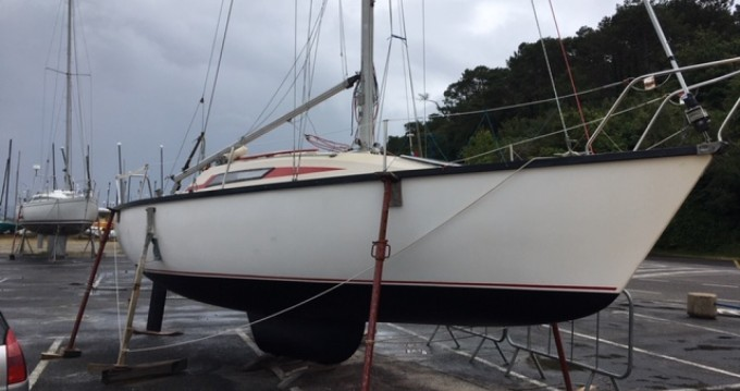 Location yacht à Brest - Bénéteau First 25 QR sur SamBoat