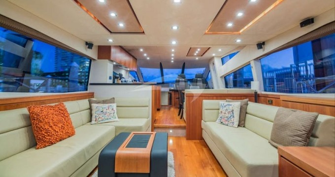 Yacht à louer à South Miami Beach au meilleur prix