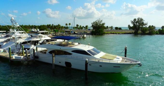 Location yacht à South Miami Beach - Ferretti Ferretti 80 sur SamBoat