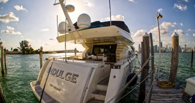 Location bateau Ferretti Ferretti 80 à South Miami Beach sur Samboat