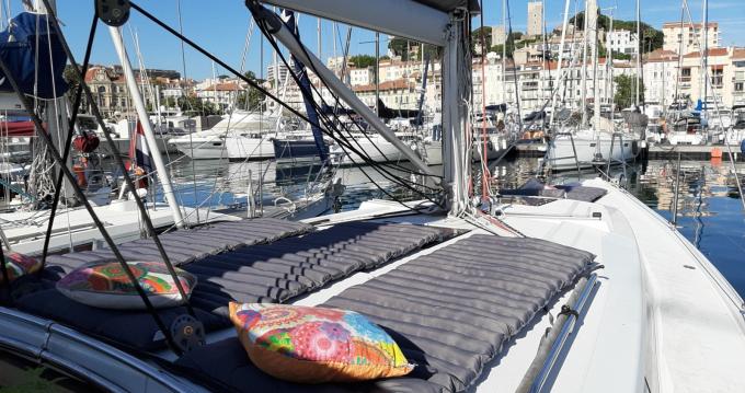 Location Voilier à Cannes - Hanse Hanse 385