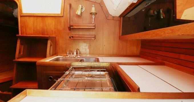 Location bateau Ljungskile pas cher Omega 42
