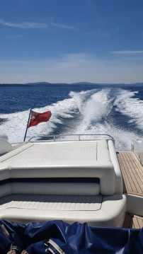 Location yacht à Saint-Tropez - Sunseeker Superhawk 48 sur SamBoat