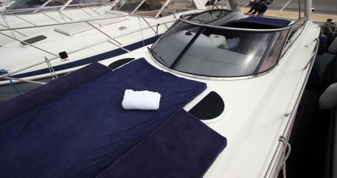 Louer Bateau à moteur avec ou sans skipper Sunseeker à Saint-Tropez