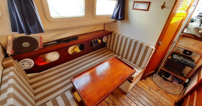 Louer Voilier avec ou sans skipper Llaut à Santa Eulària des Riu