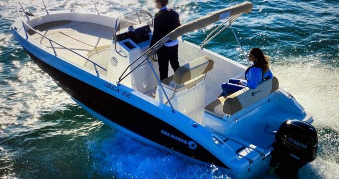 Idea Marine IDEA 58 entre particuliers et professionnel à Blanes