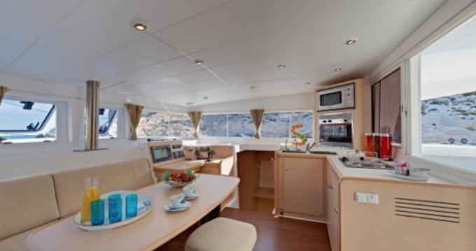 Location Catamaran à Mahé - Lagoon Lagoon 400 S2