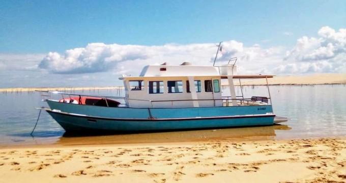 Location bateau Nomad 43 à Lège-Cap-Ferret sur Samboat