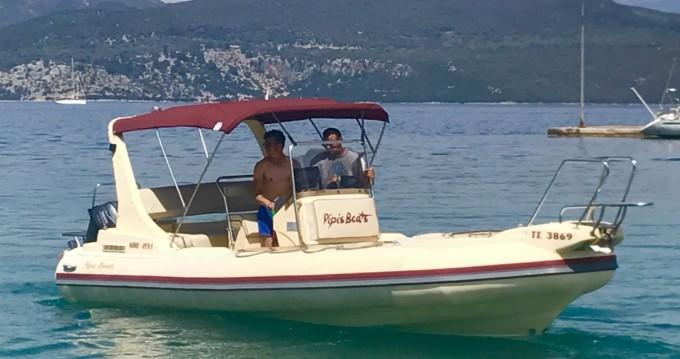 Location bateau Lefkada (Île) pas cher Eagle7,4