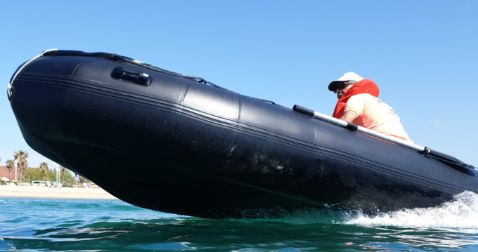 Louer Semi-rigide avec ou sans skipper Seawalker à Fréjus