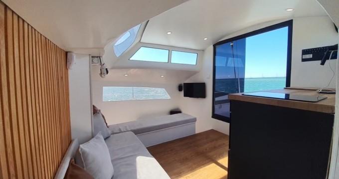 Location Catamaran solarboat avec permis