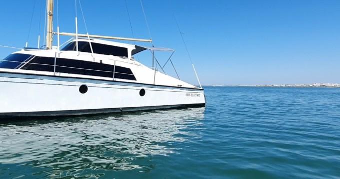 Location bateau solarboat oceanic à Costa del Algarve sur Samboat