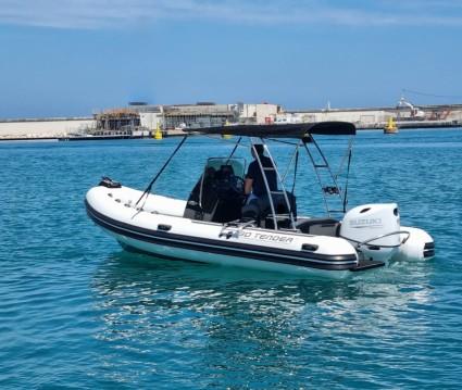 3D Tender Dream 6 entre particuliers et professionnel à Antibes