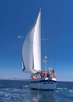 Voilier à louer à Île d'Ibiza au meilleur prix