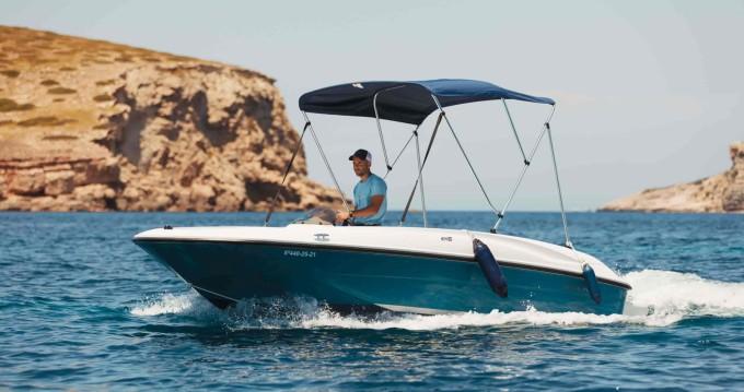 Location yacht à Sant Antoni de Portmany - Bayliner Element sur SamBoat