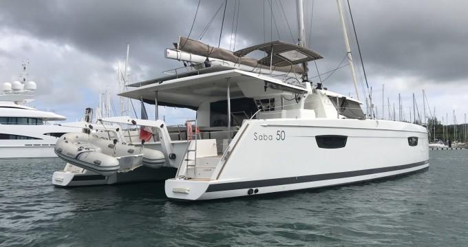 Location bateau Unknown Brand SABA 50 Crew SABA 50 Crew à Saint Vincent et les Grenadines sur Samboat
