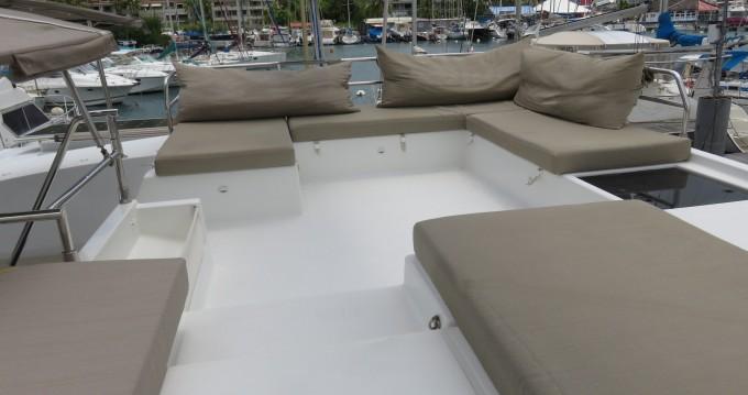 Location yacht à Saint Vincent et les Grenadines - Unknown Brand SABA 50 Crew SABA 50 Crew sur SamBoat