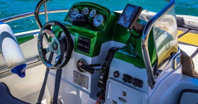 Location yacht à Zadar - Rancraft Smart RS Cinque sur SamBoat