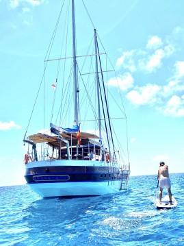 Location bateau Gulet Turkish à Sitges sur Samboat