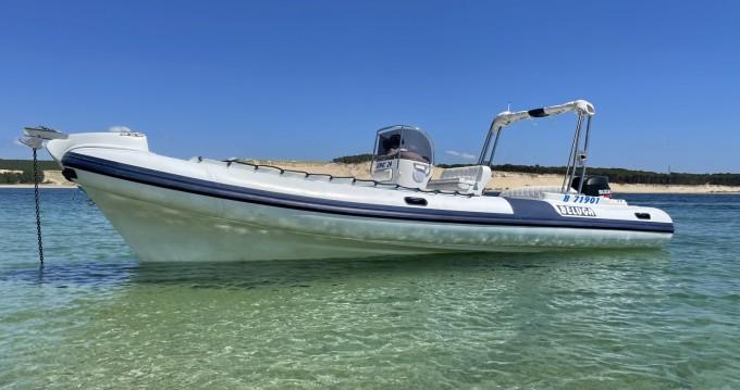 Location bateau Grand Piquey pas cher Beluga 24