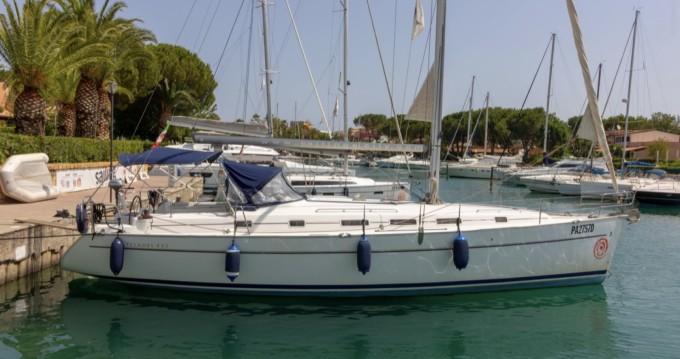 Location Voilier à Palerme - Bénéteau Cyclades 43.3