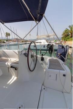 Location bateau Bénéteau Cyclades 43.3 à Palerme sur Samboat