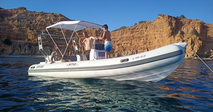 Selva Evolution D.570 entre particuliers et professionnel à Île d'Ibiza