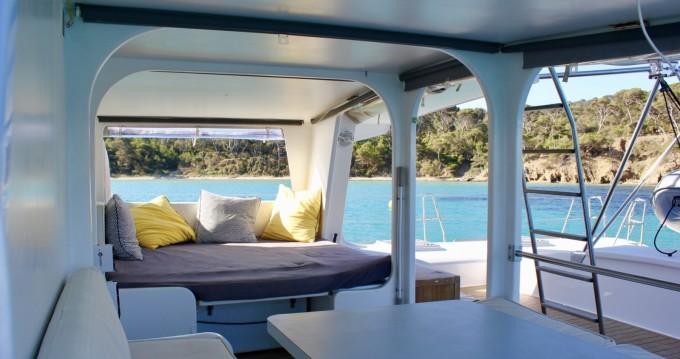 Location yacht à Cogolin - Catamaran Modèle unique sur SamBoat