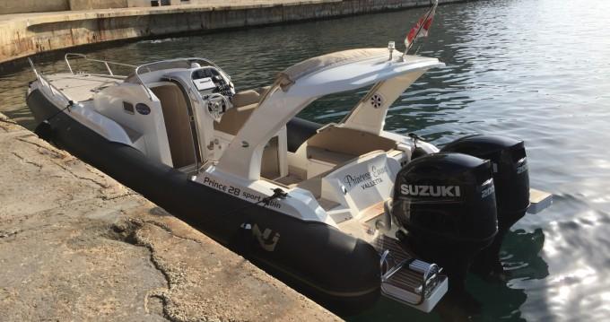 Location Semi-rigide à Imsida - Nuova Jolly Prince 28 Sport Cabine